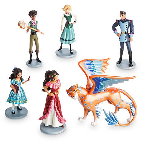 Set de figuritas de Elena de Avalor