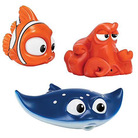 Giochi per il bagnetto Nemo, Bill e Ray, Alla Ricerca di Dory