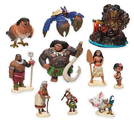 Vaiana - Figuren Spielset Deluxe