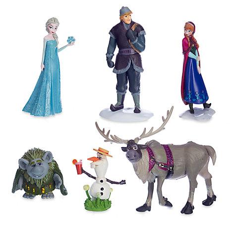 Die Eiskönigin – Völlig unverfroren – Figurenset