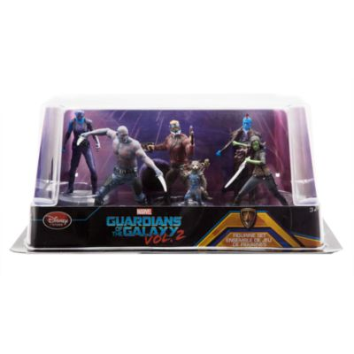 Ensemble de figurines Gardiens de la Galaxie Vol. 2
