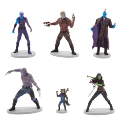 Guardians of the Galaxy Vol. 2 figurset