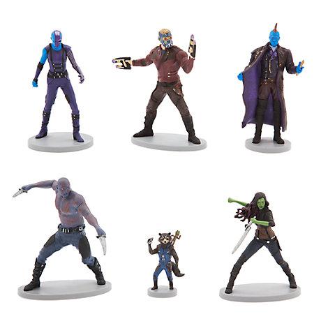 Guardians of the Galaxy Vol. 2 Figurine Set
