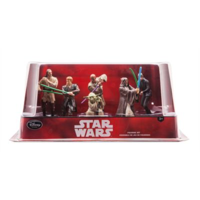 Set de figuritas Jedi, Star Wars