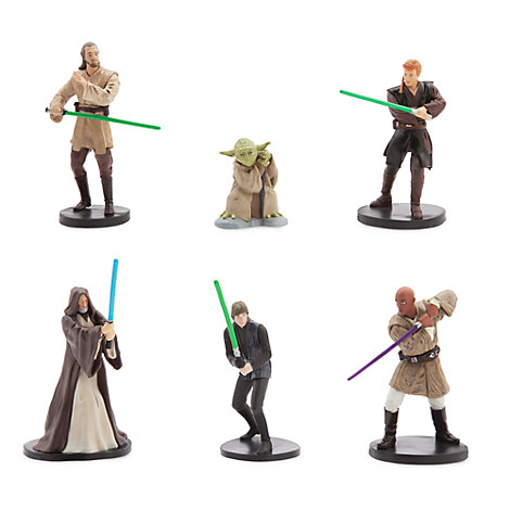 Star Wars Jedi Figurenset