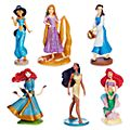 Disney Store Disney Princess Active Figurine Set