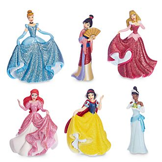 Disney Store Disney Princess Formal Figurine Set