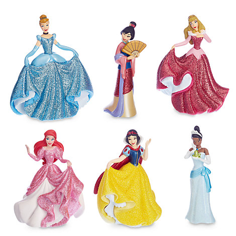 Set di personaggi Principesse Disney Formal