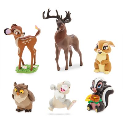 Bambi Figurine Set