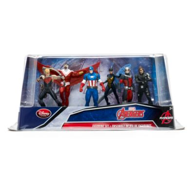 Ensemble de figurines Captain America
