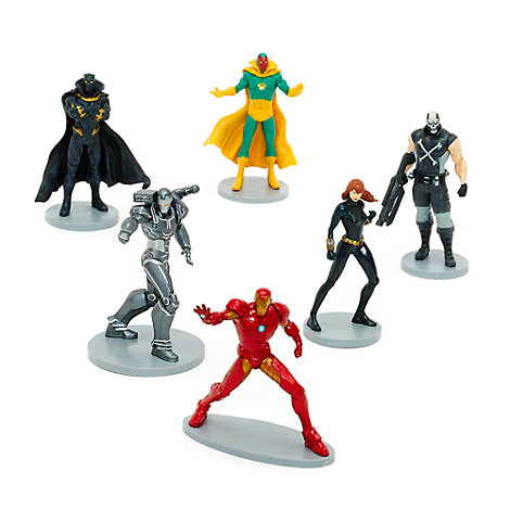 Iron Man-figursæt