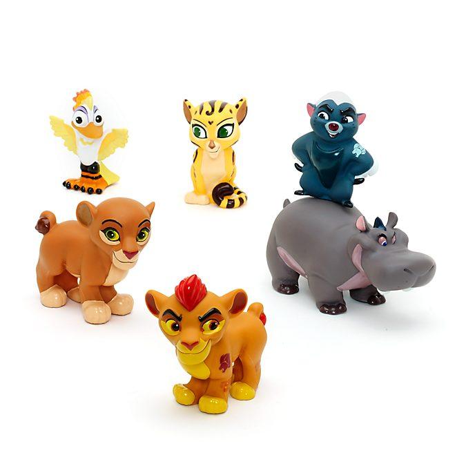 The Lion Guard Bath Toy Set