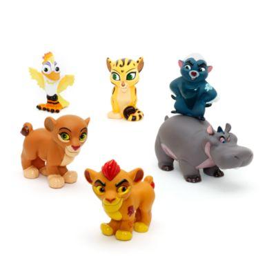 Die Garde der Löwen – Badespielzeugset