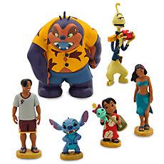 Lilo  Stitch  Toys DVD  Merchandise  Disney Store