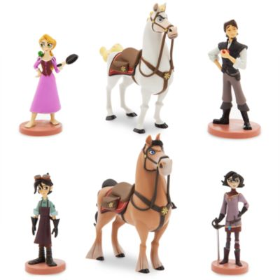 Tangled: The Series Figurine Playset