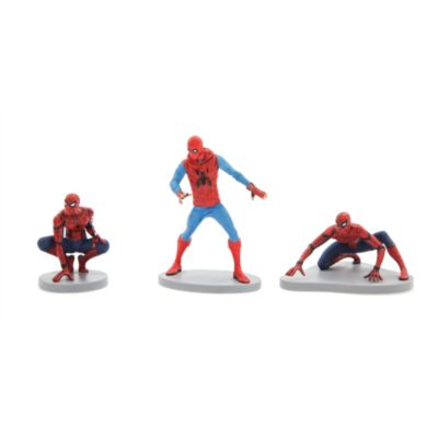 Ensemble de figurines Spider-Man