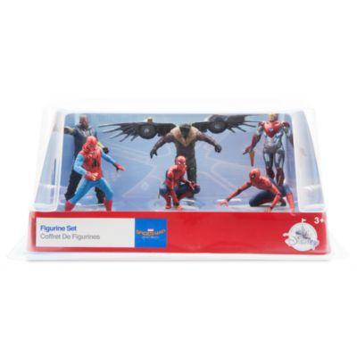 Spider-Man: Homecoming Figurine Set