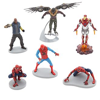 Disney Store Ensemble de figurines Spider-Man