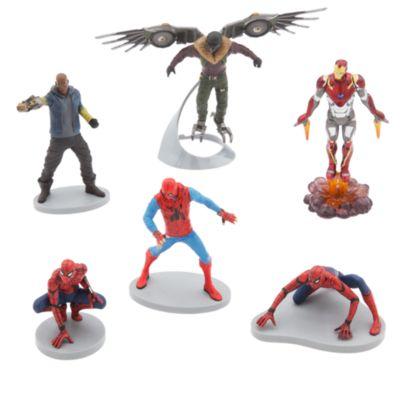 Set personaggi Uomo Ragno