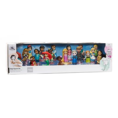 Disney Animators' Collection Deluxe Figurines, Set of 20