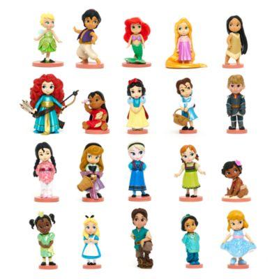 Ensemble de 20figurines de luxe, collection Disney Animators