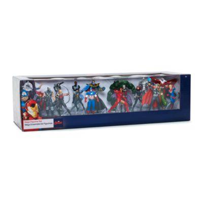 Megaset de juego de figuritas Los Vengadores, Marvel