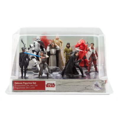 Set de figuras exclusivas Star Wars: Los últimos Jedi