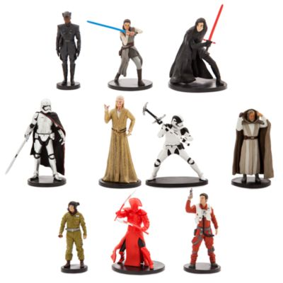 Star Wars: The Last Jedi figurset deluxe