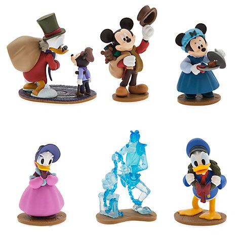 Mickeys julesang figurlegesæt