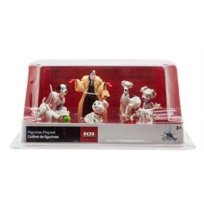 101 Dalmatians Figurine Play Set