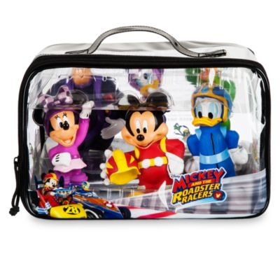 Mickey Mouse Roadster Racers Bath Toy Set