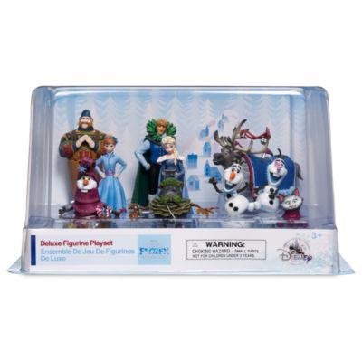 Olaf's Frozen Adventure Deluxe Figurine Play Set