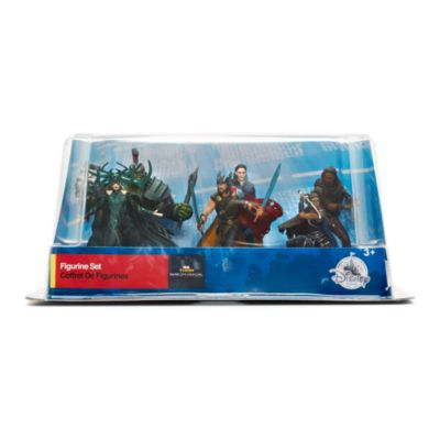 Thor Ragnarök-statyett lekset