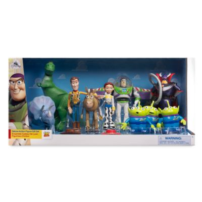 Toy Story Deluxe Action Figure Gift Set