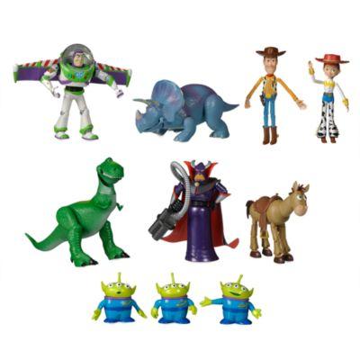 Toy Story luksusgavesæt med actionfigurer