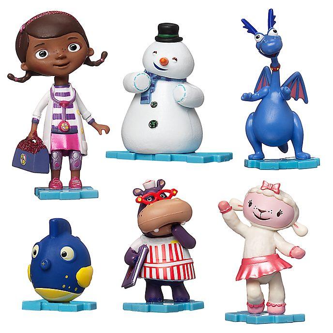 Set de figuritas de la Doctora Juguetes