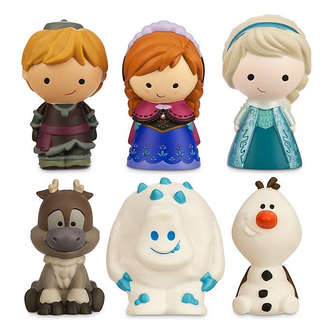 Disney Store Frozen Bath Toys