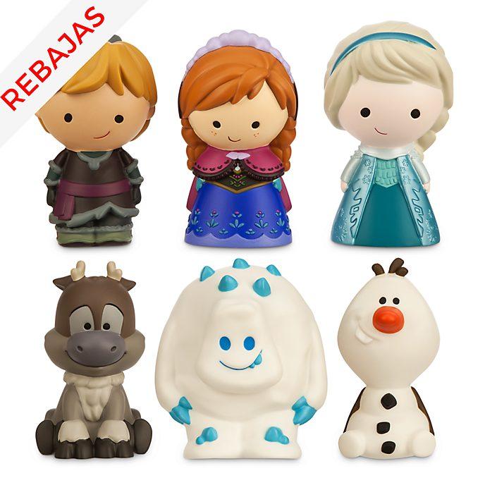 Juguetes para el baño de Frozen, Disney Store