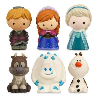 Juguetes para el baño de Frozen