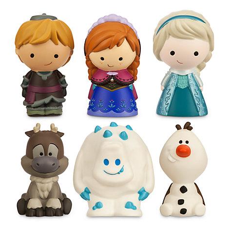 Giochi per il bagnetto Frozen - Il Regno di Ghiaccio