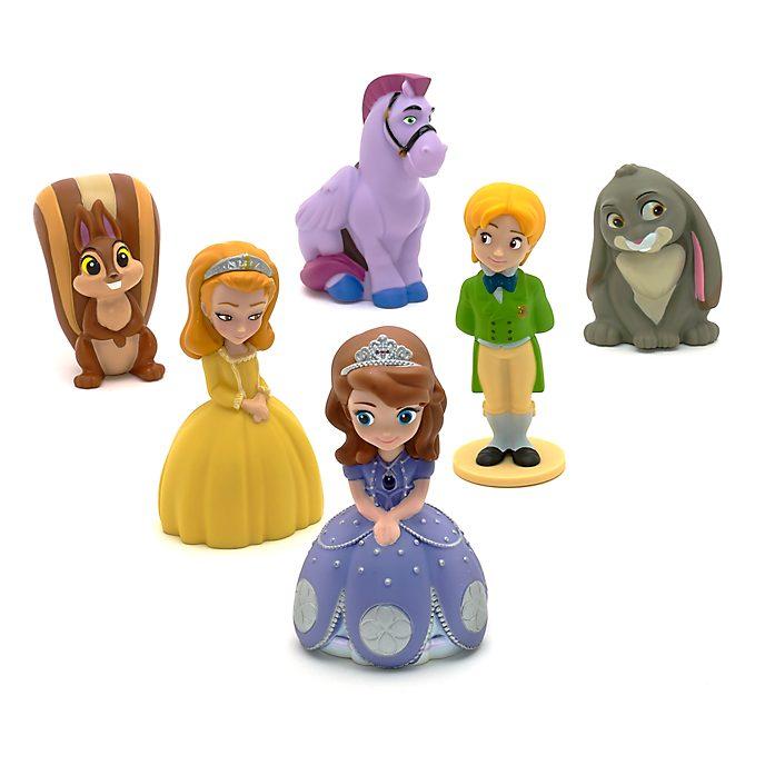 Disney Store Sofia The First Bath Toys