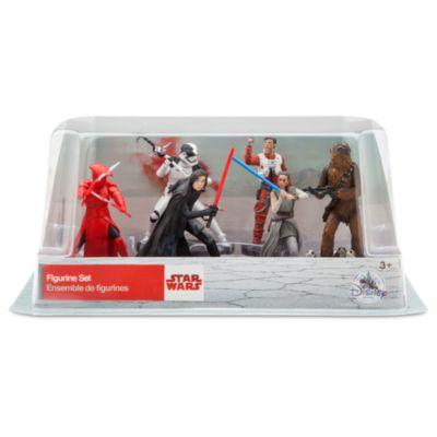 Ensemble de figurines Star Wars: Les Derniers Jedi