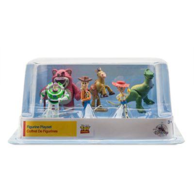 Set da gioco personaggi Toy Story