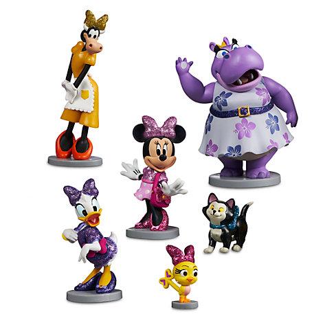 Set juego figuritas Minnie, Happy Helpers
