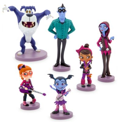 Set juego figuritas Vampirina