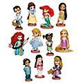 Disney Store – Disney Animators Collection – Deluxe-Figuren, Spielset