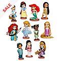 Disney Store Disney Animators' Collection Deluxe Figurine Playset