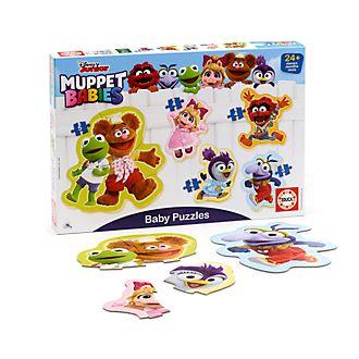 Educa Muppet Babies, 5 puzzle baby