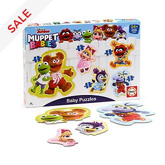 Educa Muppet Babies Baby Puzzles, Set of 5