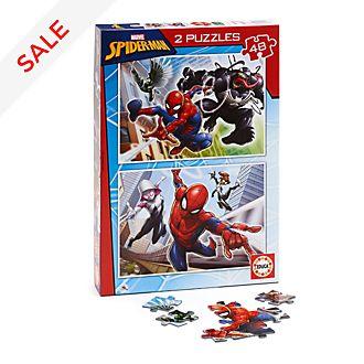 Educa Spider-Man Puzzles, Set of 2